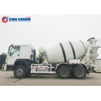 Buy cheap Mini Self Mixing Concrete Truck , SINOTRUCK 12CBM Ready Mix Concrete Truck from wholesalers