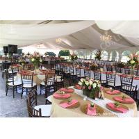 Buy cheap Hot Dip Galvanized Steel Connector 15x20M Party Event Tents For 250 People from wholesalers