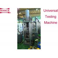 Buy cheap Large Capacity Servo Hydraulic Wire Tensile Testing Machine Of Concrete Single Zone from wholesalers