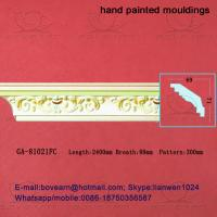 Buy cheap hand painted relief moulded from wholesalers