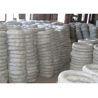 Buy cheap Security Galvanized Steel Razor Barbed Wire Fence , Razor Sharp Wire from wholesalers
