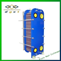 Buy cheap Titanium Plate Heat Exchanger For Brine Cooling, Plate Heat Exchanger For Demineralization And Cooling from wholesalers