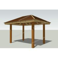 Buy cheap patio gazebo designs OLDA-6009 16.4ft.*16.4ft.*13ft. from wholesalers