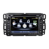 Buy cheap GMC Acadia Sierra Car Stereo Sat Nav , Auto radio GPS Navigation C021 from wholesalers