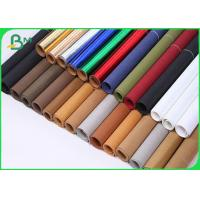 Buy cheap 30 Different Colors Available Washable Kraft Paper Recycled & Biodegradable from wholesalers
