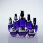 Buy cheap Cosmetic bottle spraying,Cosmetic bottle baking paint,Cosmetic bottle plating from wholesalers