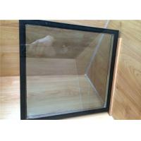 Buy cheap Double Glazing Replacement Glass , Insulated Tempered Glass Panels For Curtain Wall from wholesalers
