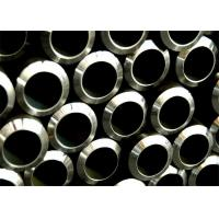 Buy cheap 2.5MM - 40MM Thick Seamless Black Steel Pipe , Seamless Cold Drawn Steel Tube from wholesalers