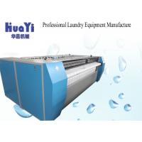 Buy cheap 3 Phase Electric Steam Ironing Machine , 800mm Diameter Roller Iron Machine from wholesalers
