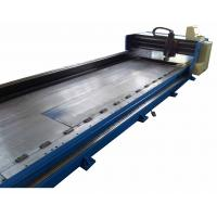 Buy cheap High efficiency CNC V-Grooving Machine / sheet metal Notching Machine for Decoration industrial from wholesalers