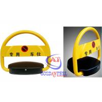 Buy cheap Reserved Intelligent Anti Theft car park lock Custom logo , 450*450*65mm from wholesalers