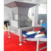 Buy cheap Integrated Dough Hopper Dough Laminator Machine with High Capacity Dough Mixer from wholesalers