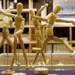 Buy cheap IKEA wooden manikin dummy from wholesalers