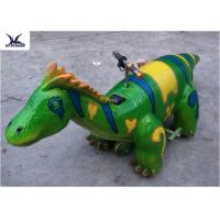 Buy cheap Shopping Mall Mechanical Stuffed Animals Hand Made With Bearing Weight 100 KG product