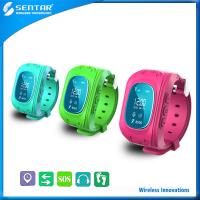 Buy cheap Realtime tracking/ LBS GPS tracker/ GPS watch for old people product