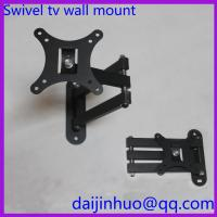 lcd tv wall mount bracket with full motion swing out tilt and swivel articulating arm 99010833. Black Bedroom Furniture Sets. Home Design Ideas