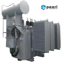 Buy cheap 110 KV - 25000 KVA Power Distribution Transformer Overload 3 Phase Power Transformer from wholesalers