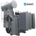 Buy cheap 110 KV - 25000 KVA Power Distribution Transformer Overload 3 Phase Power Transformer from wholesalers