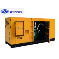 Buy cheap Standby 275kVA Cummins Diesel Generator for Back - Up Electric Power System from Wholesalers