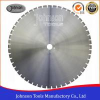 Buy cheap 900mm Wet Cutting Diamond Concrete Saw Blades With Laser Welded Technology from wholesalers