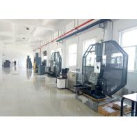 Buy cheap Exchangeable Pendulum Charpy Impact Test Machine With Double Reduction Gear System product