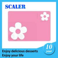 Buy cheap Soft baking heat resistant silicone cooking mat Eco - Friendly from wholesalers