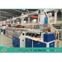 Buy cheap 20mm Width Plastic Profile Production Line For Producing PS / PP / PE from wholesalers