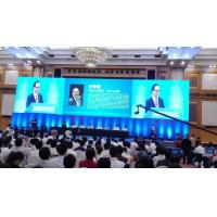 Buy cheap RGB video led display for logo/brand advertising indoor led screens rental stage from wholesalers