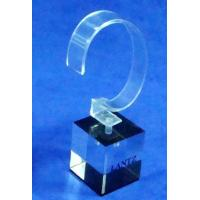 Buy cheap Watch Acrylic Display Holders Stands , Plexiglass / Perspex Display product