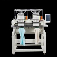 Buy cheap High Precision Computerized Double Head Embroidery Machine With 15 Needles from wholesalers