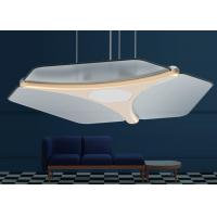 Buy cheap PMMA Material 59W Wireless Living Room Ceiling Light 6000LM Adjustable With Remote Control from wholesalers