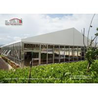 Buy cheap 20 X 40M Outdoor Sport Event Tents With 6m Side Height For Horsing Arena from wholesalers