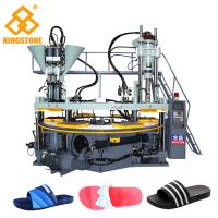 Buy cheap Rotary Three Color PVC straps Making Machine For slippers from wholesalers