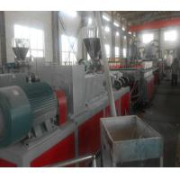 Buy cheap 1220mm WPC Board Production Line for Construction , WPC Decorative Board Machine from wholesalers
