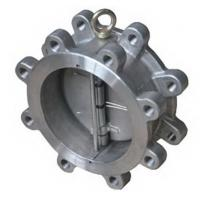 Buy cheap API 594 Lug Dual Plate Wafer Check Valve from wholesalers