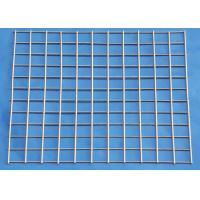 Buy cheap 1 . 0 mm Diameter Industrial Wire Mesh Grid Reinforcement For Concrete Slab from wholesalers