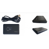 Buy cheap ISO1443A MIFAR S50 USB 13.56MHZ RFID ID Card Reader from wholesalers