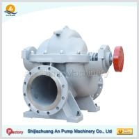 Buy cheap horizontal stainless steel 14 centrifugal irrigation split case pump from wholesalers