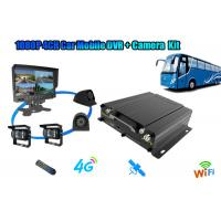 Buy cheap 8CH HD Mobile Security Camera DVR , 720 P Surveillance Cameras For Cars from wholesalers