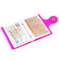 Buy cheap Customized plastic card holder product