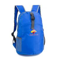 Blue Man Packable Day Backpack Ultralight Rucksacks Collapsible Eco Friendly