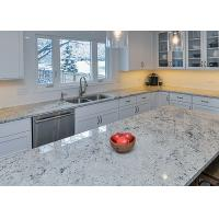 Buy cheap Polished Grey Natural Granite Countertops For Kitchen Cabinet from wholesalers