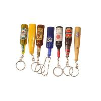 Buy cheap Bottle shaped LED logo projector with keychain from wholesalers