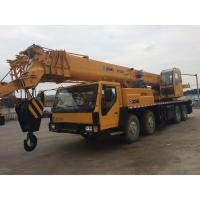 Buy cheap used truck mobile crane 50 ton XCMG QY50K-II for sale from wholesalers