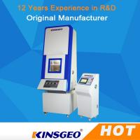 Buy cheap 12v 17ah 3.8KW Pneumatic Clamping Li Ion Battery Tester / Battery Crush Tester from wholesalers