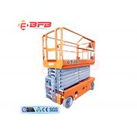 Buy cheap 8m scissor lift for sale elevating work platform aerial work platform from wholesalers