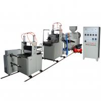 Buy cheap PVC heat shrinkable film blowing machine, Horizontal type from wholesalers