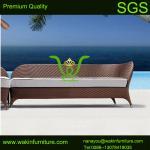 Buy cheap wicker sofa sleeper rattan furniture set from wholesalers