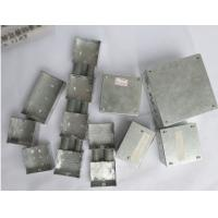 Buy cheap 1.2mm Switches Rectangular Electrical Boxes And Covers IP55 Protection Level from wholesalers