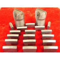 Buy cheap K033 and K034 Tungsten Carbide Tips for rock bit from wholesalers